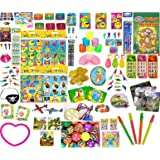Primary Teachers class reward pack.100 items.pencils,erasers,stickers,novelty prizes by BOHO ISLAND LTD