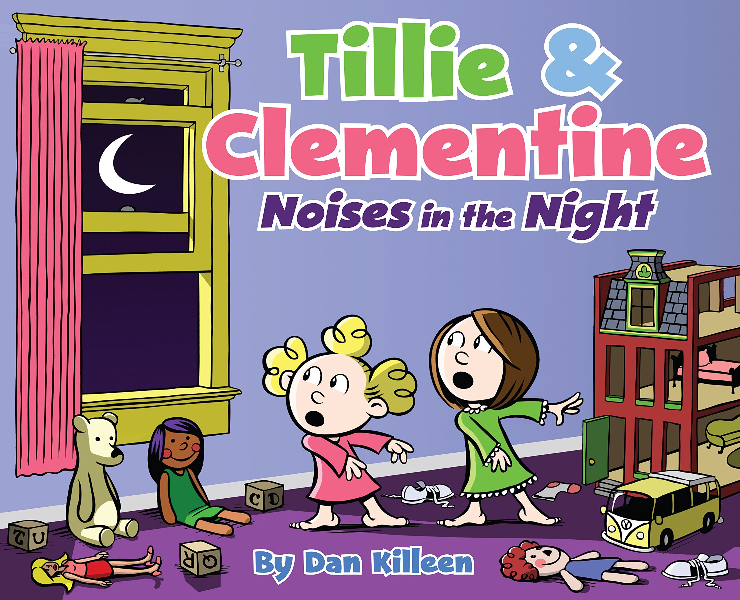 Download Tillie & Clementine Noises in the Night ebook