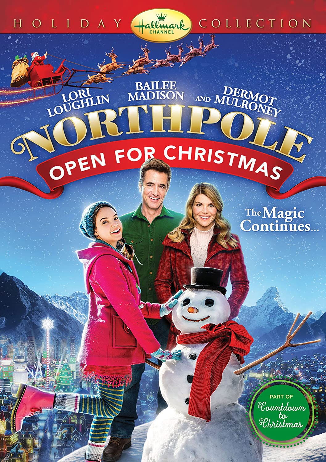 Amazon.com: Northpole:Open for Christmas: Lori Loughlin, Bailee ...