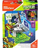 Mega Construx Teenage Mutant Ninja Turtles Donnie's Mouser Attack Building Kit