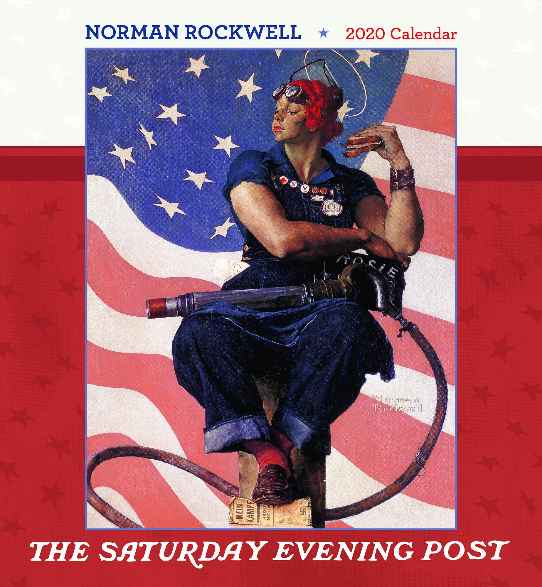 Norman Rockwell: Saturday Evening Post 2020 Wall Calendar ...