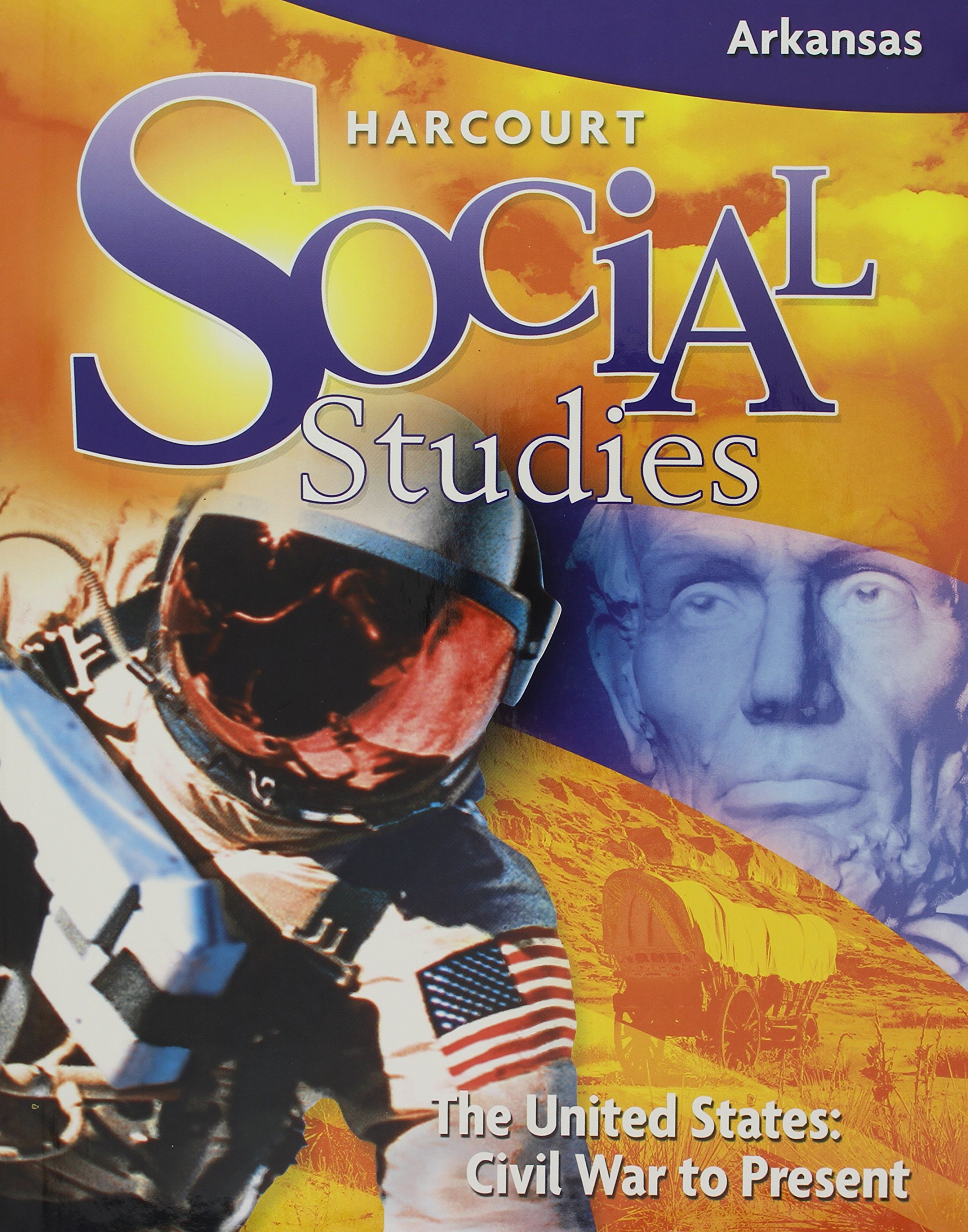 Harcourt social studies the united states civil war to present harcourt social studies the united states civil war to present harcourt school 9780153686917 amazon books fandeluxe Images
