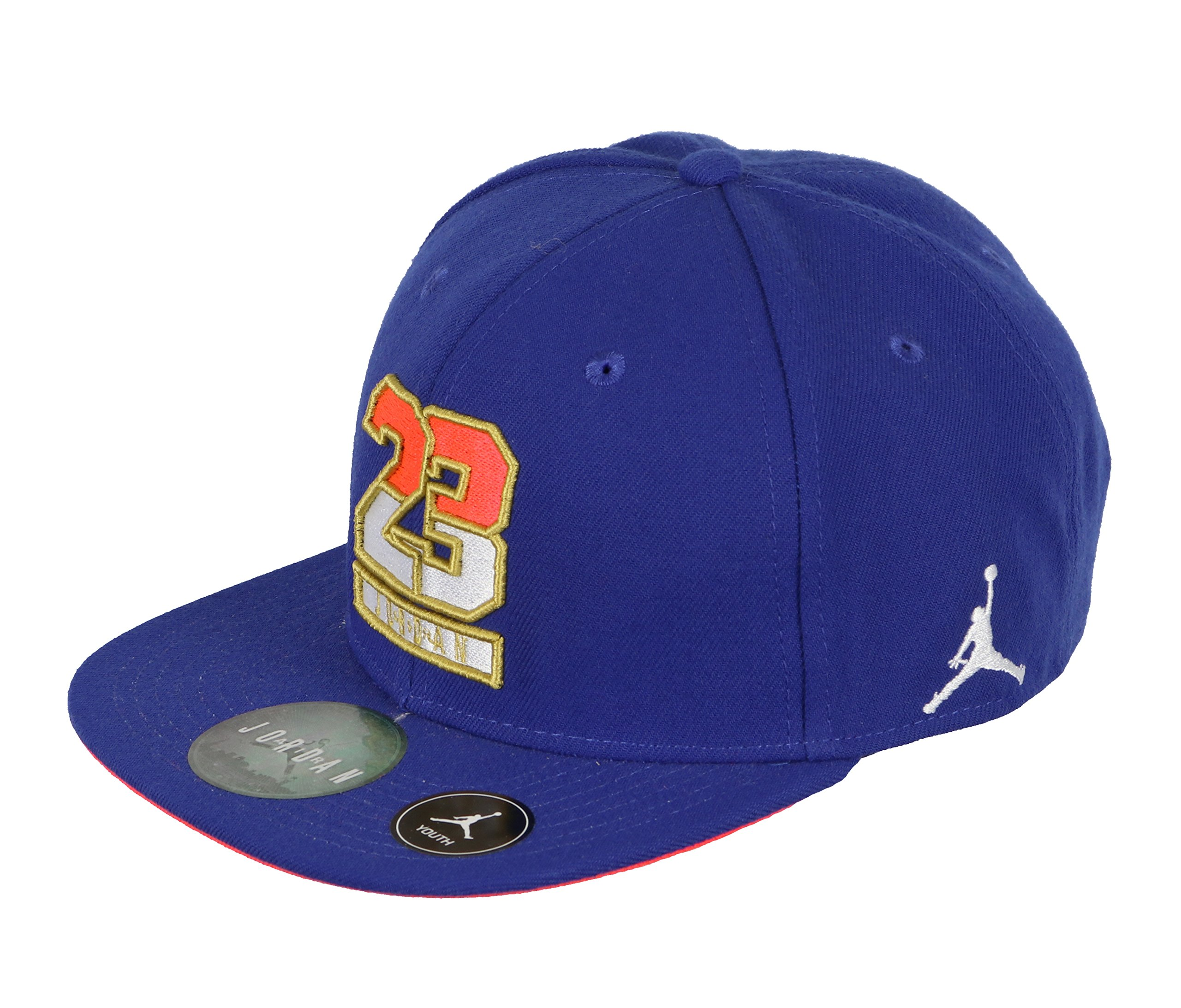 Jordan Kid's Retro VII Dream Snapback Cap Royal Blue