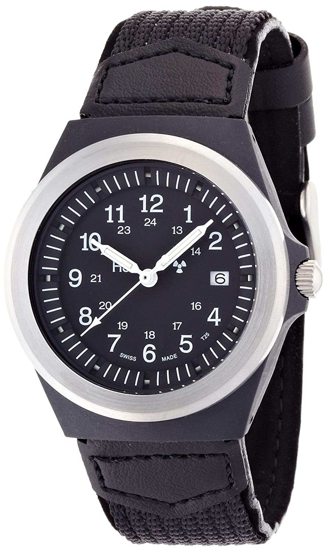 [トレーサー]traser 腕時計 type3 BK タイプ3 ブラック P5900.506.33.11 メンズ [正規輸入品] B000Z215F2