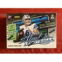 2020 Panini Absolute NFL Football BLASTER box (8 pks/bx) photo