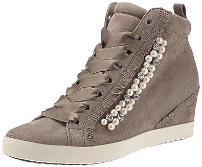 Billig Verkauf Fabrikverkauf Preiswerte Qualität Kennel & Schmenger Damen Sneaker ghost/pearl 6Xi5nuC