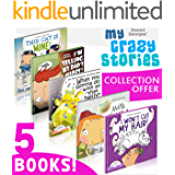 MY CRAZY STORIES Collection 5in1