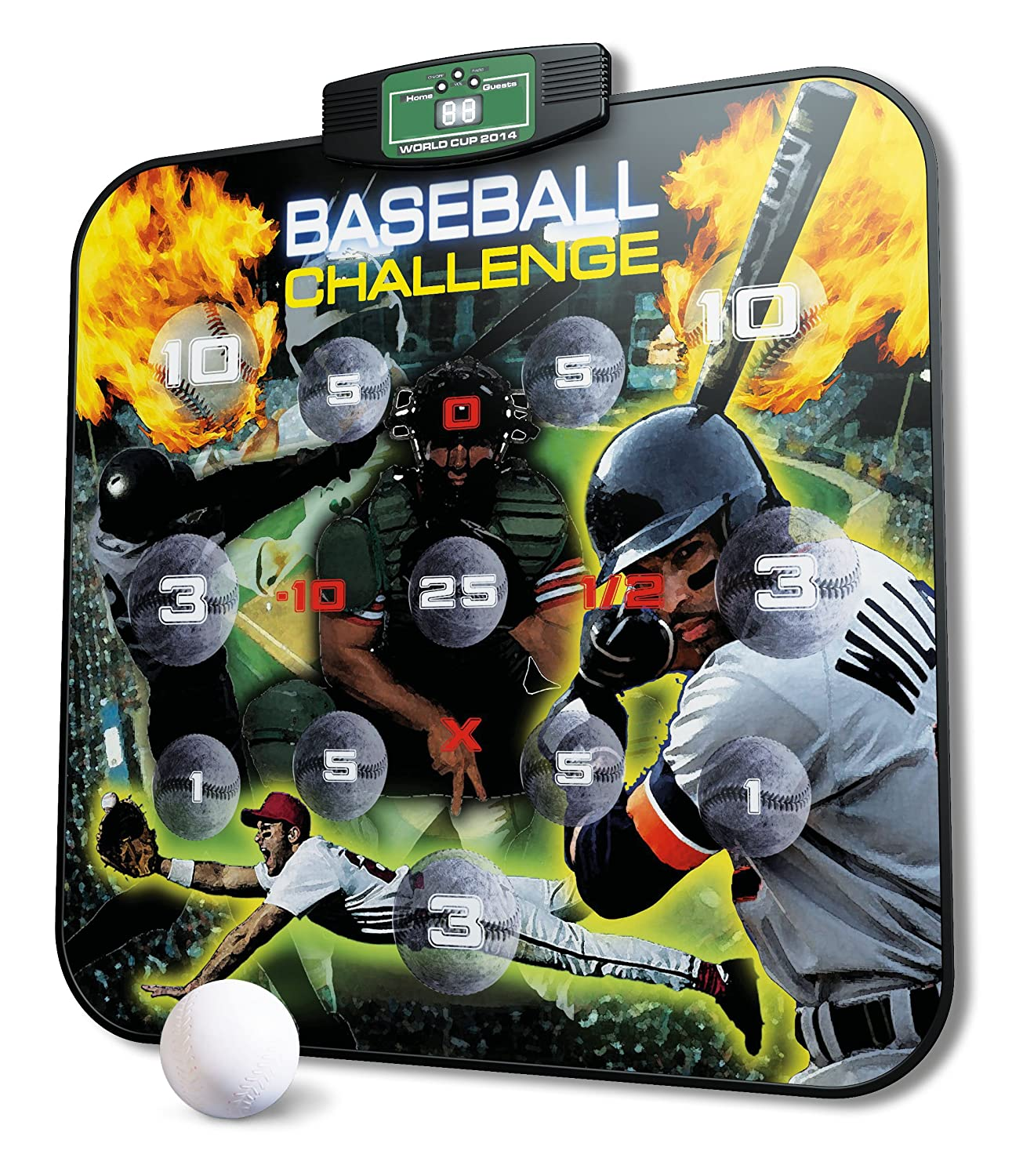 Baseball Challenge Indoor Baseball Game by Diggin