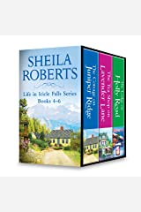 Sheila Roberts Life in Icicle Falls Series Books 4-6: An Anthology Kindle Edition
