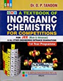 A Textbook of Inorganic Chemistry For Competitions for JEE (Main Advanced) & All Other Engineering Entrance Examinations (Ist Year Programme)