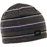 Turtle Fur Mens Merino Wool Striped Knit Beanie