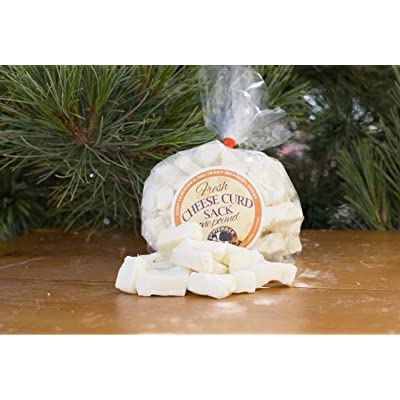 1 lb Sack of Original Fresh Cheese Curds: Grocery & Gourmet Food