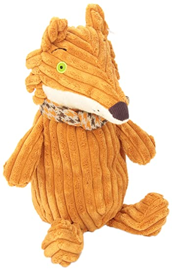 The Deglingos Simply Plush Toy, Kitschos the Fox (Discontinued by Manufacturer)