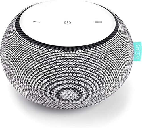 White Noise Sound Machine + Sleep Timer and Night Light [Snooz] Picture