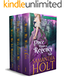 Once Upon a Regency Tale: A Clean Regency Romance Boxset (Regency Fairy Twists Book 4)