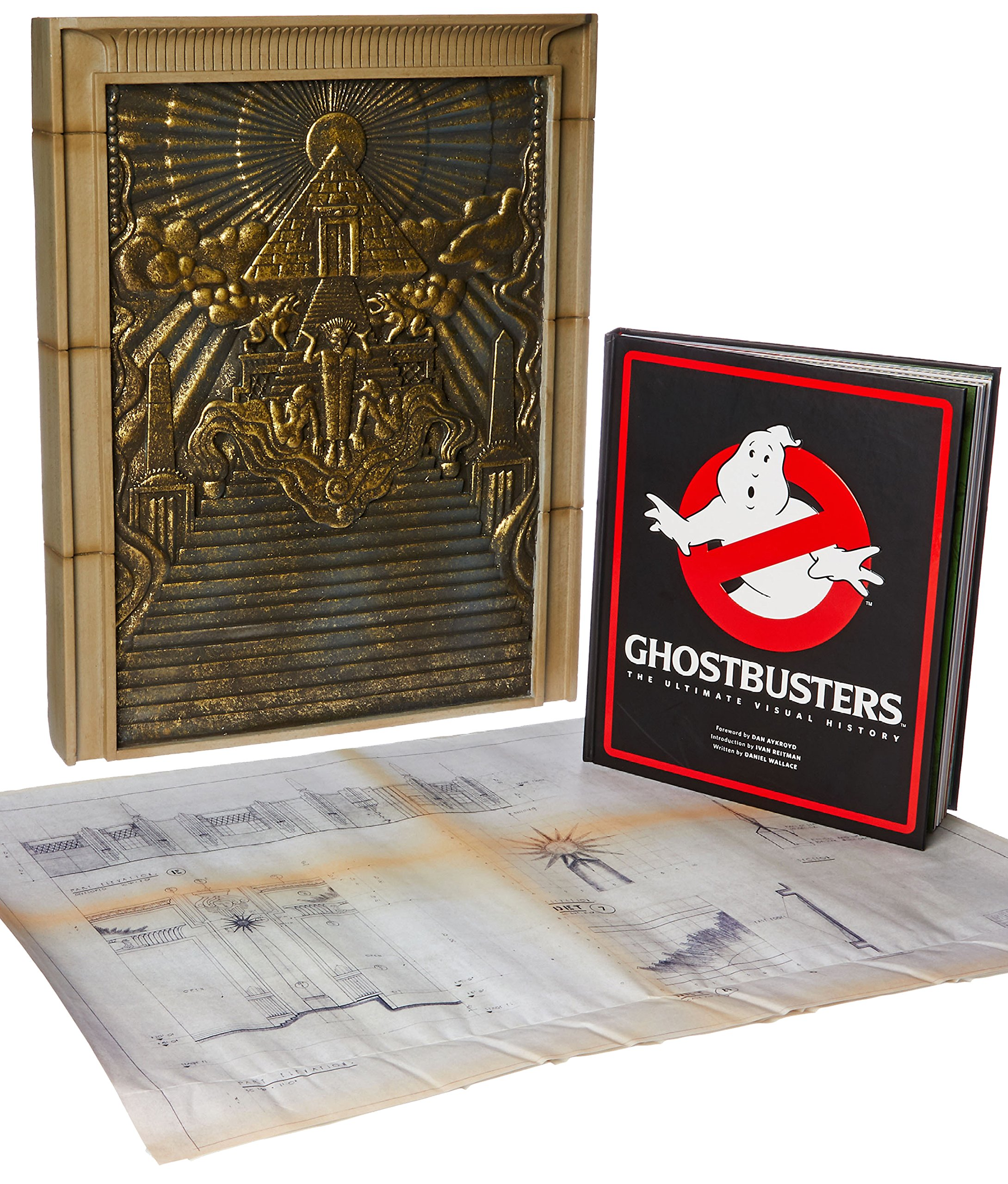 ghostbusters gozer temple collectors edition including the ultimate visual history collectors edition