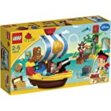 LEGO DUPLO 10514: Jake's Pirate Ship Bucky