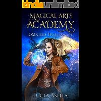 Magical Arts Academy: Books 5-8 (Magical Arts Academy Omnibus Book 2)