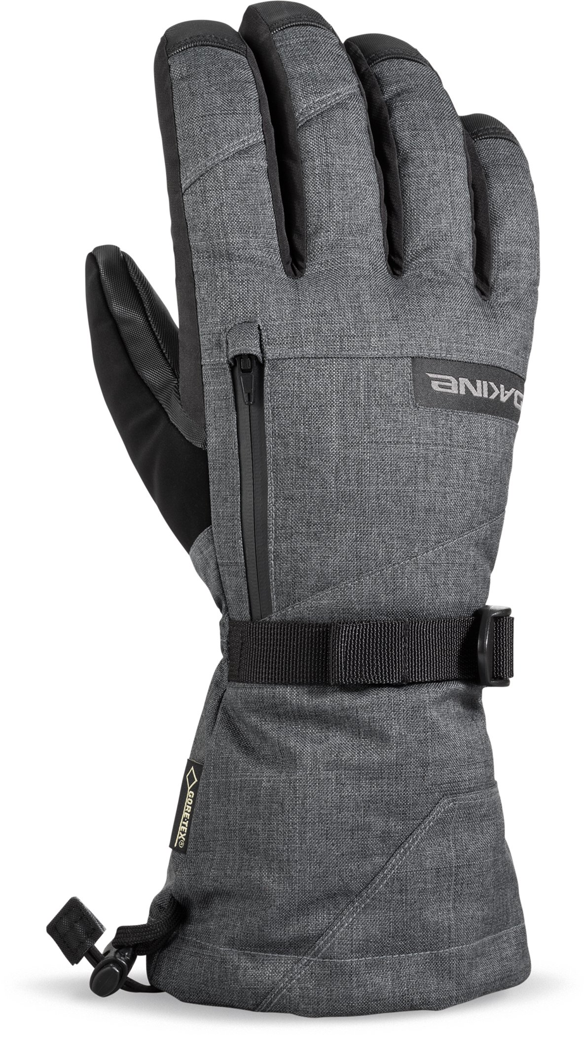 Dakine Men's Titan Glove Carbon 1 Gloves Small by Dakine