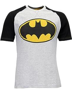 DC Comics Batman Hombres Camiseta  Amazon.es  Ropa y accesorios 5727381b01ae3