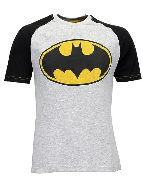 3649b5e60 DC Comics - Camiseta para hombre - Batman  Amazon.es  Ropa y accesorios