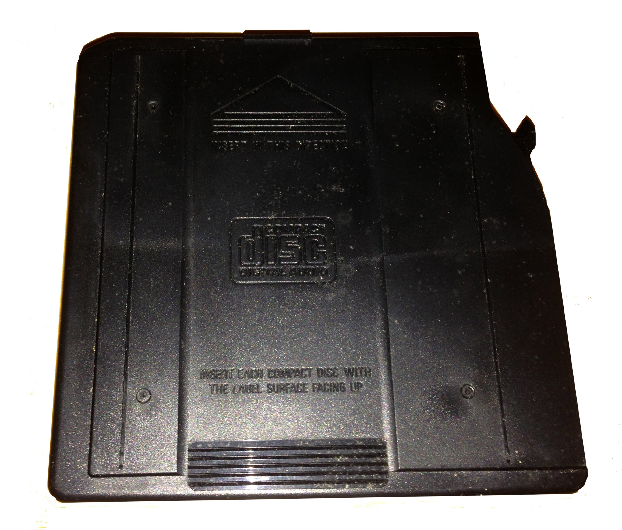 Bmw 6 Disc Cd Changer Magazine Cartridge 8 364 931 by BMW