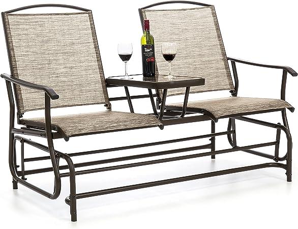 Amazon.com: Best Choice Products - Plancha doble para patio ...