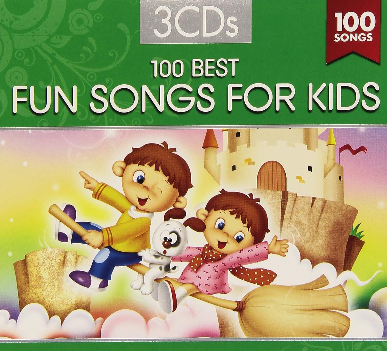 Countdown Kids - 100 FUN SONGS FOR KIDS (3 CD Set) - Amazon.com Music