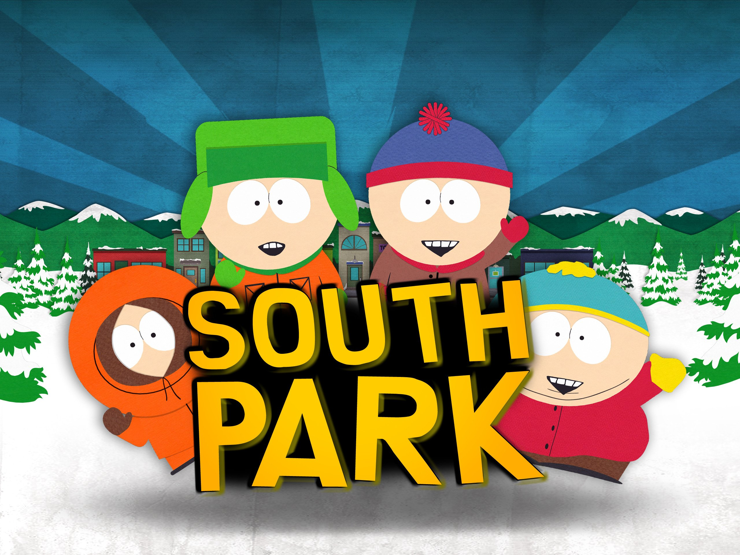 Watch South Park - Season 19 | Prime Video