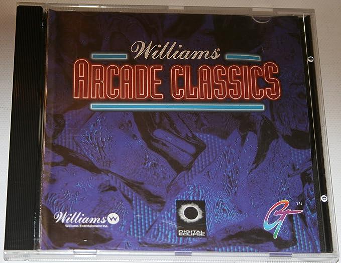 Amazon com: Williams Arcade Classics Cd-rom Video Games: Software