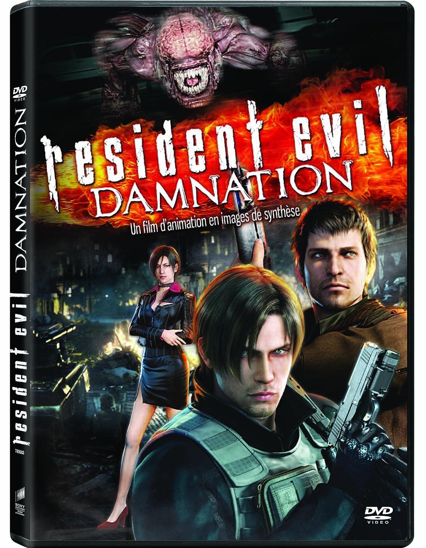 Resident Evil : Damnation [Francia] [DVD]: Amazon.es: Makoto Kamiya: Cine y Series TV