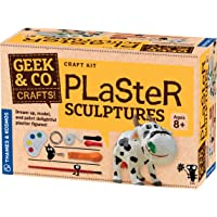 Geek & Co. Craft Plaster Sculptures