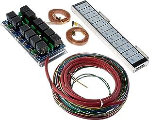 auto-rod controls 12000d in-dash control module