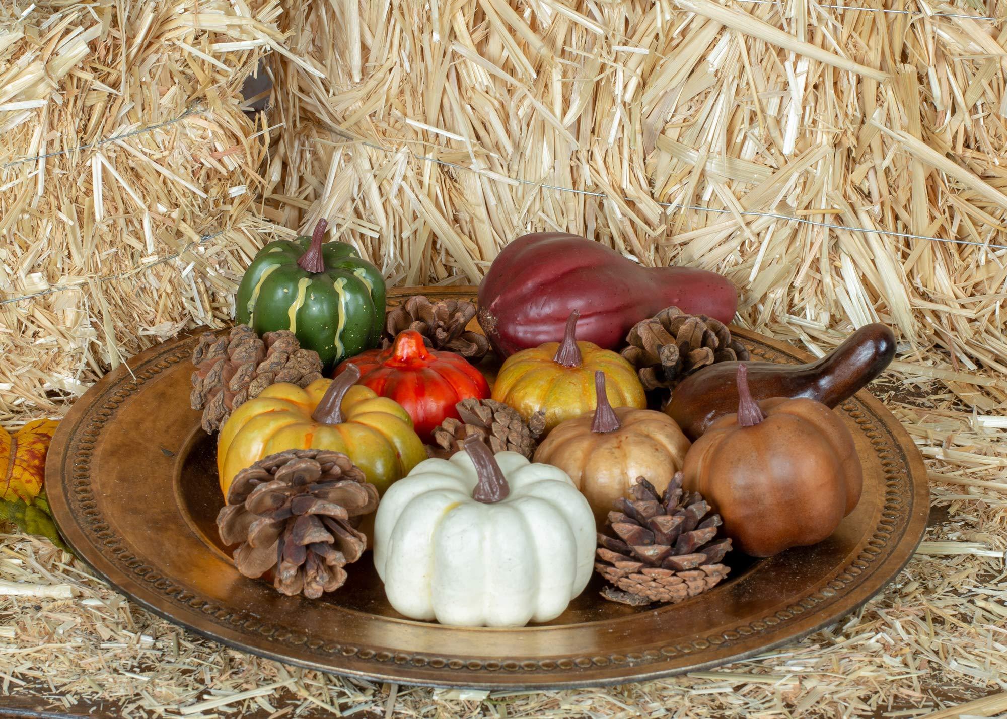 Boston-International-Decorative-Harvest-Bag-Medium-Assortment