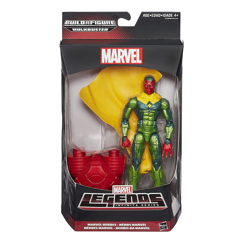 Marvel Legends Infinite Series Marvel/'s Heroes Marvel/'s Vision Hasbro B2986AS0