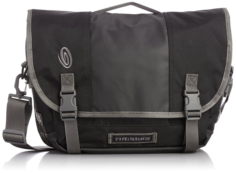 Timbuk2 439-3 - Bolsa de mensajero para bicicleta (compartimento para ordenador portátil, 41 x 14,5 x 28 cm, 11 litros), color negro: Amazon.es: Equipaje
