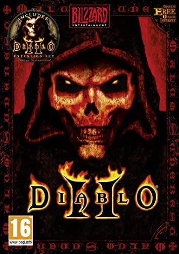 Blizzard Diablo II Gold Edition PC Inglés vídeo - Juego (PC, RPG ...