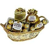 Regalo di Natale con Ferrero Rocher (4 pezzi)