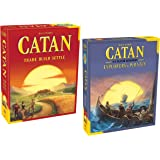 Catan 5th Edition with Catan: Explorers & Pirates 5-6 Player Extension 5th Edition