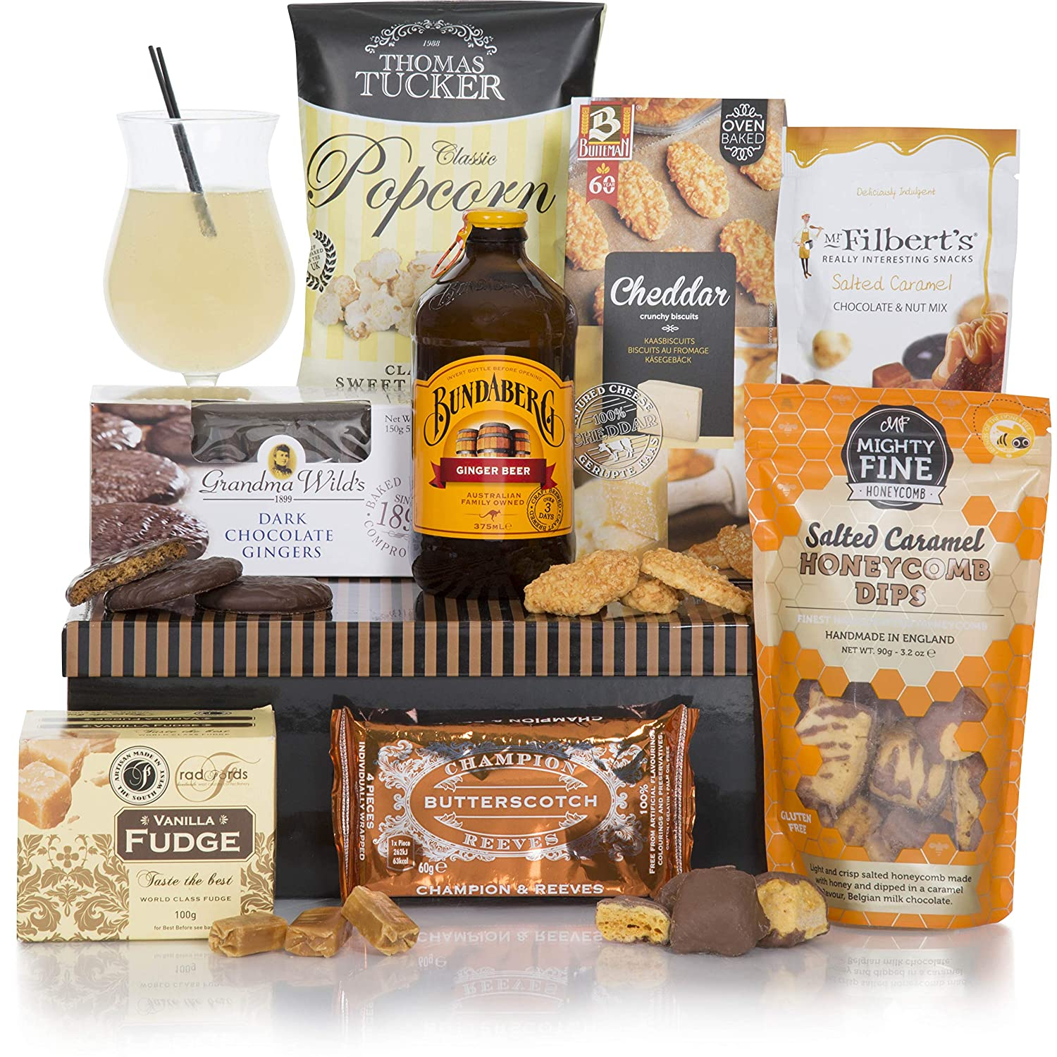 Alcohol Free Hamper - Non Alcoholic Gift Hampers Collection - Hampers &  Gift Baskets Without Alcohol
