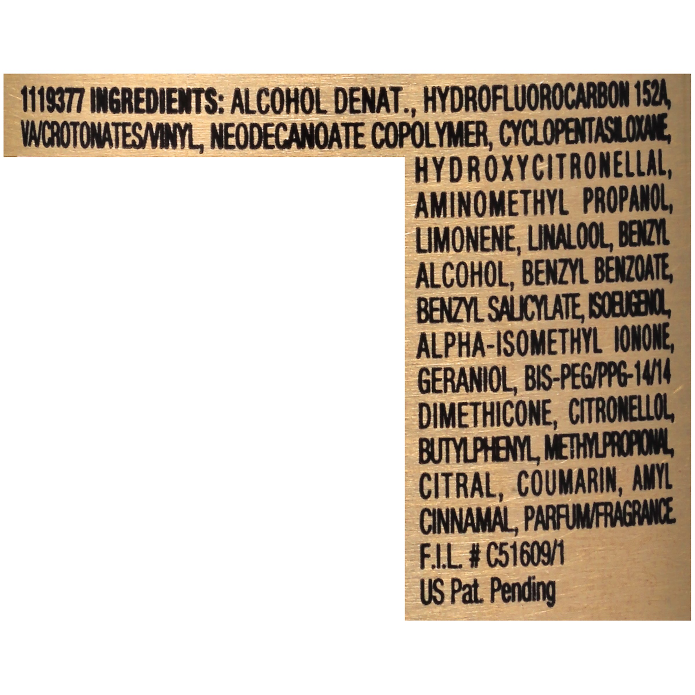L'Oréal Paris Elnett Satin Extra Strong Hold Hairspray, 11 oz. (Packaging May Vary) by L'Oreal Paris (Image #3)