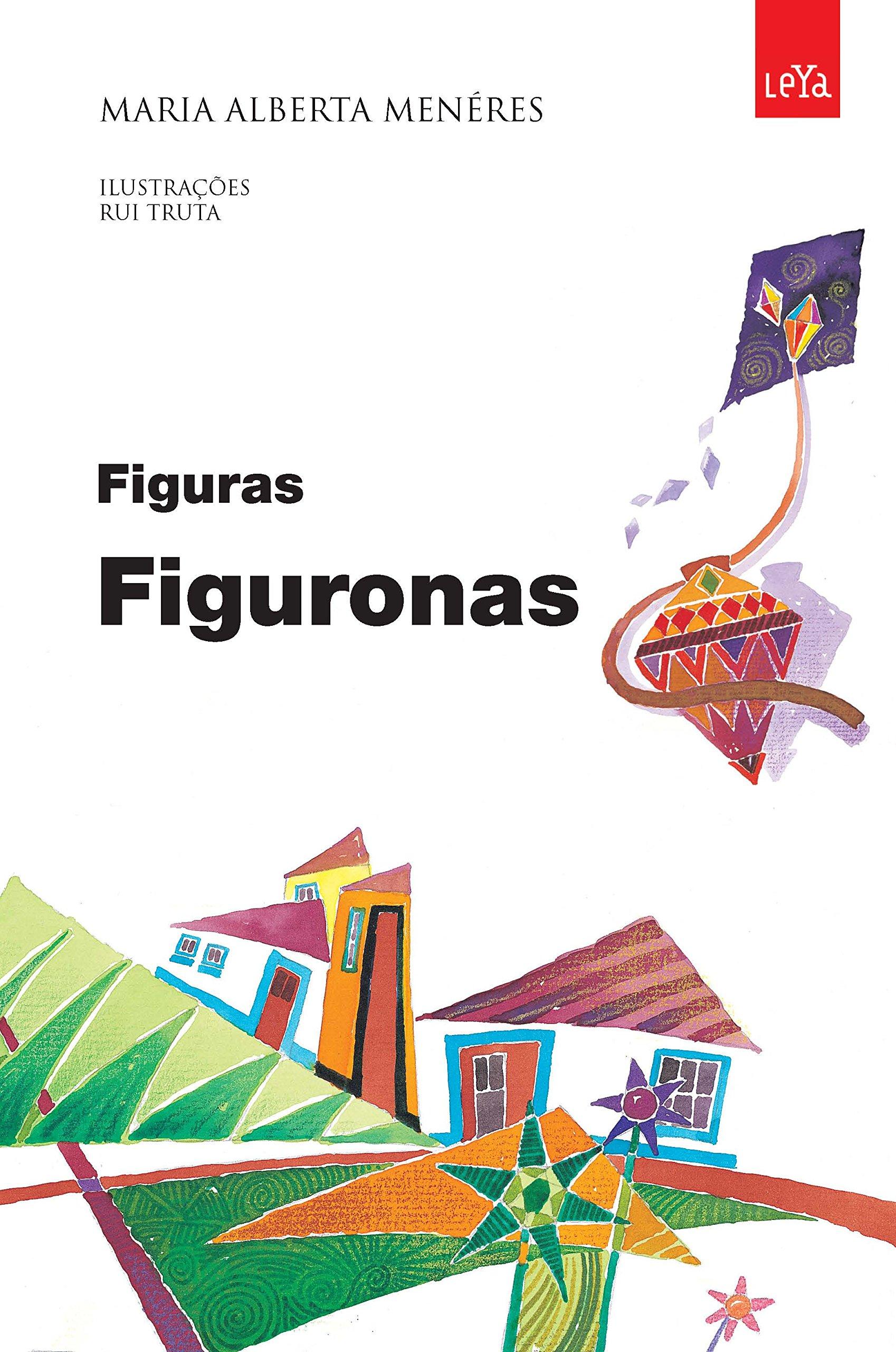 Figuras Figuronas (Portuguese Brazilian) Paperback – 2012