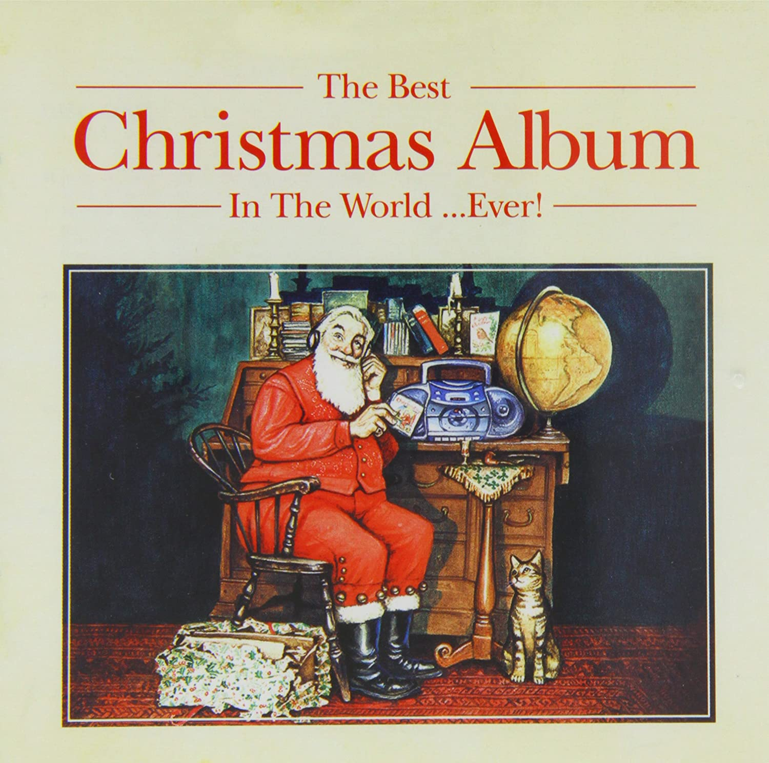 The Best Christmas Album In The World ... Ever!: Amazon.co.uk: Music