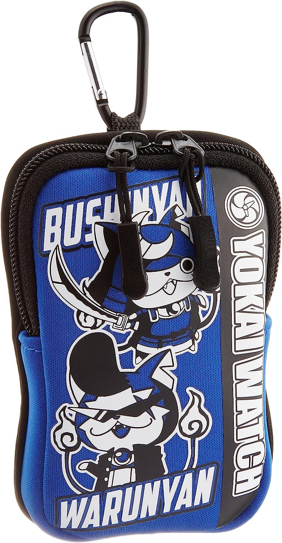 Yokai Watch carabiner pouch Blue Square by Bandai: Amazon.es: Deportes y aire libre