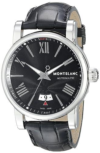 Mont Blanc Montblanc Star 4810 Automatic - Reloj (Reloj de pulsera, Masculino, Acero