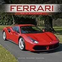 Ferrari Calendar 2019
