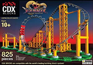CDX Blocks The Sidewinder Roller Coaster