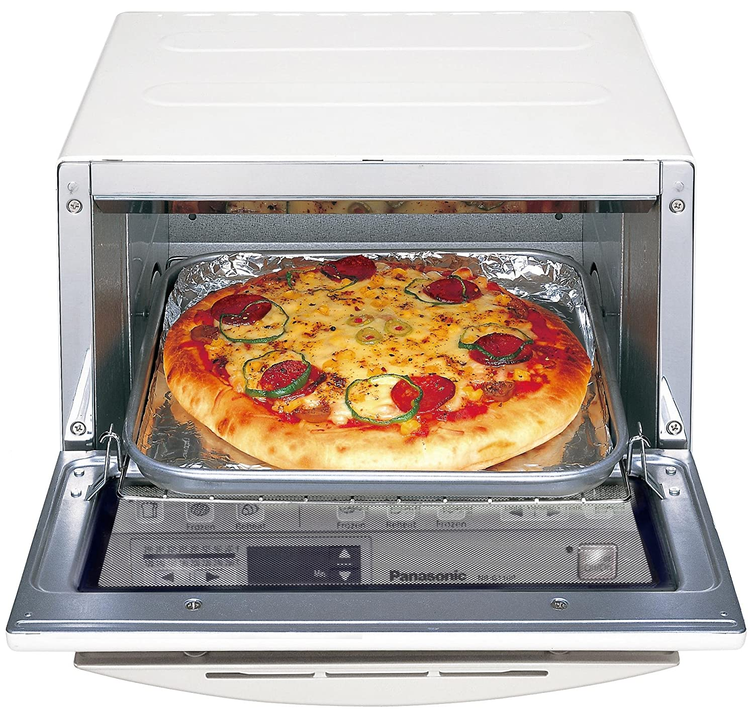 product reviews walmart with model toaster pizza countertop beach convection oven hamilton com