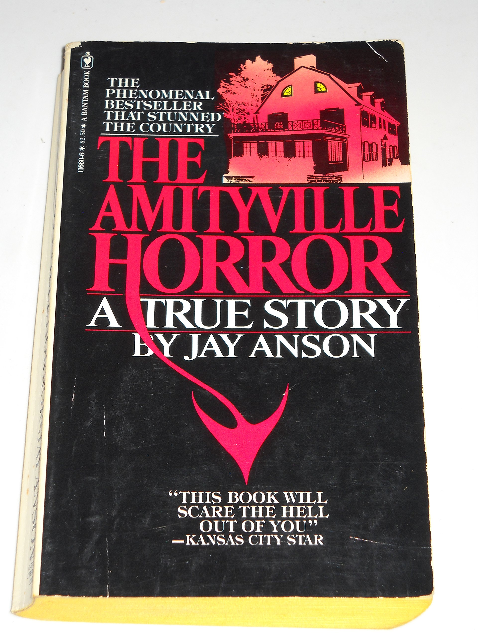 The Amityville Horror: Amazon.es: Anson, Jay: Libros