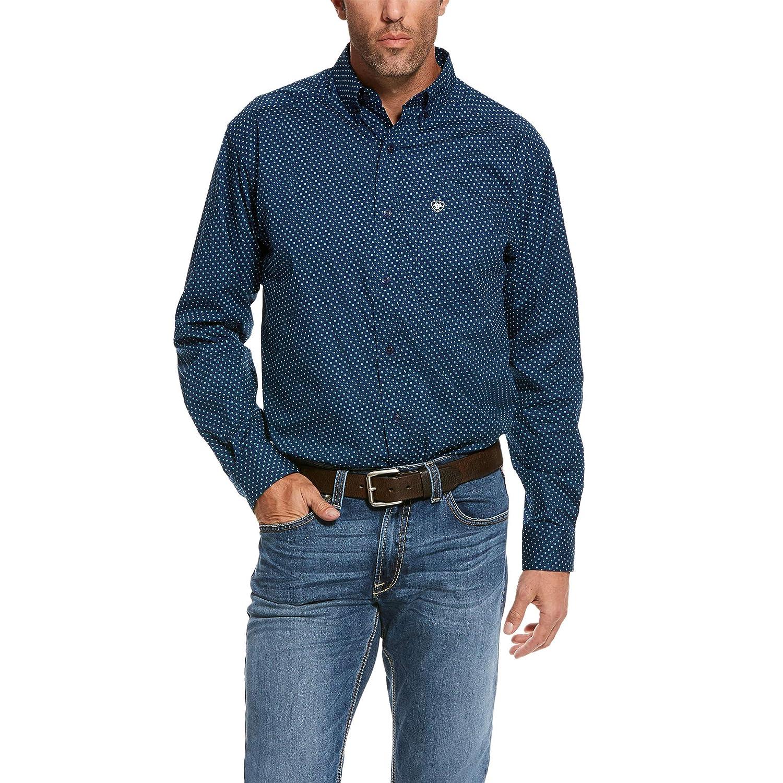 ARIAT Mens Rosano Stretch Classic Fit Shirt